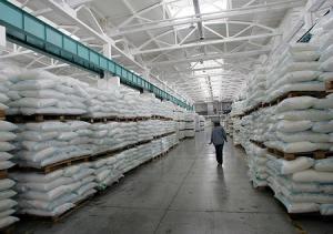 Минсельхоз планирует увеличить экспорт сахара